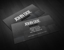 Modern Business Card by Rafael-Olivra