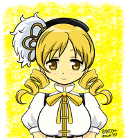Mami by RANDOM-drawer357