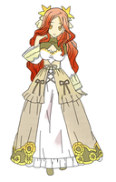 Rune Factory: Tides of Destiny - Lily 2nd attempt by ErogeLover