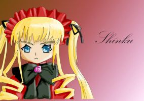 Shinku, The 5th Maiden, Colour by dawnleapord
