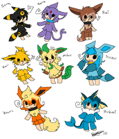 .:Chibi Human - Evolutions :. by RoxasLover-KH2