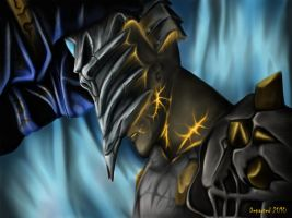 Fall of the Lich King by Departedpro
