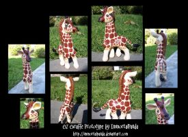 G2 Giraffe Prototype by ImmortalPanda