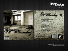 Gypsy Scumbag - Album Cover2 by blaqdesign