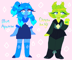 gem oc loser children by gemsoil
