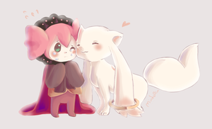 Don't Cry (CharlottexKyubey? xD) by Luumies