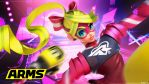 Arms - Ribbon Girl by AleNintendo