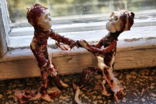 my dolls 'dead lovers' 2 by militaryEl