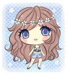 Fern (Daisy Outfit) by mochatchi