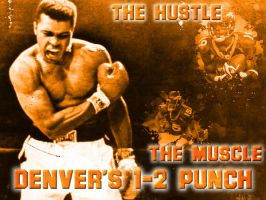 Denver's 1-2 Punch by cotrackguy