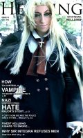 HELLSING MAGAZINE by GingerAnneLondon