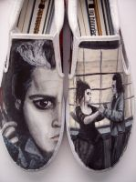 Sweeney Todd shoes by TrevorJames134