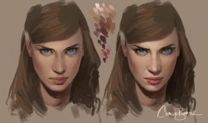 Skin Demo by Charlie-Bowater