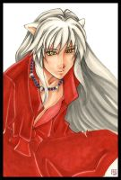 INUYASHA by GilwenGreenleaf