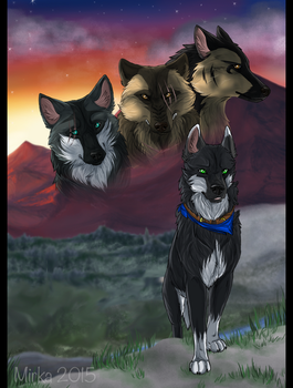 The Killers by ArcticHuskie