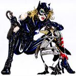 Catwoman - Batman Returns by Guido9