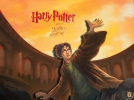 Wallpaper Harry Potter7 by JamesDraco