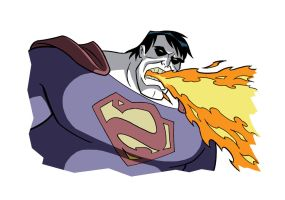 Superman: Day of the Bizarros - 15 by TimLevins