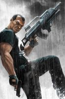 Punisher Job done by carstenbiernat