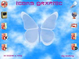 Icons Graphic by 1bumpy
