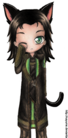 Neko Loki by Nay-Hime