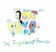 The PPGX: Snubbles Family by PurfectPrincessGirl