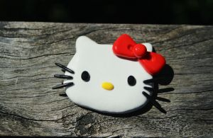 Hello Kitty Charm by CharmStop