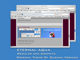 ETERNALAQUA safari for Firefox by espa-1220