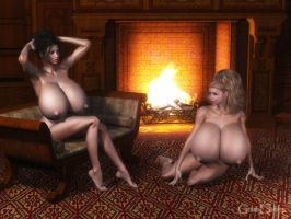 Sisters by GrimEater