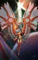 ECCC Space Angel Color Final by billydallaspatton