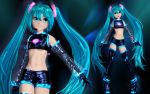 Space Channel Miku by Primantis