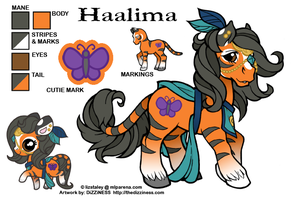 Ponysona: Haalima by dizziness