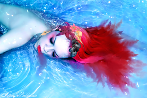 Dead Mermaid by AntonellaB
