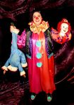 Clown Costume, Halloween 2007 by pinknfuzzy4711