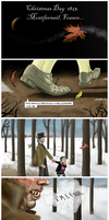 Les Mis Comic, 1 by tree27