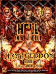 WWE Armageddon 2000 Custom Poster by DS951