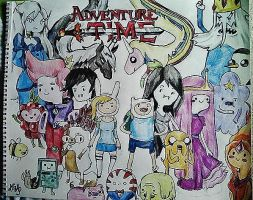Adventure time! by Panicatthedisco7
