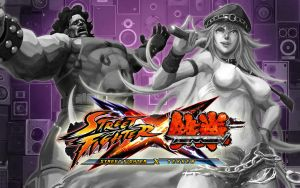 Street Fighter X Tekken Wallpaper by Strike7