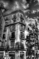 Barcelona house HDR by LucaDeBoa