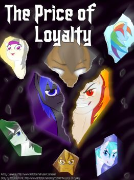 The Price of Loyalty Cover Art by M1SF0RTUNE
