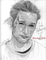 Josh Holloway AKA 'Sawyer' by Bloody-sts