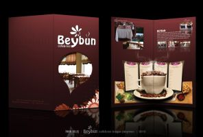 Beybun Cafe-Rest  brosur by inankilic