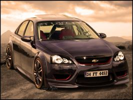 Chevrolet - Lacetti by onrdesign