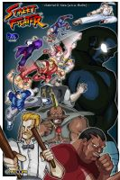 Street Fighter First... by bullitb3p
