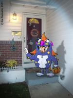 DAC: Trick or Treater by 2Ajoe