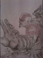Kratos by xCyhx