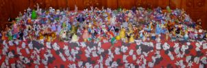 DISNEY Figurines Collection by jay3jay