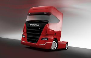 New Scania by embeembe