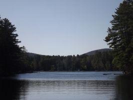 Loon Lake by RosethePoet