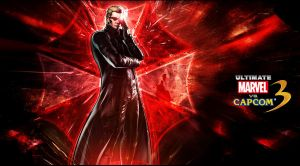Ultimate marvel vs capcom 3 Wesker Wallpaper by KaboXx